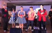 OLDIES DINNER SHOW Vo.6 2017 にステージ出演しました!!