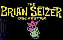 ブライアン・セッツァー・オーケストラ来日コンサートに行ってきました。