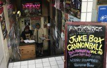 JUKEBOX CANNONBALL Vol.46 ピンナップヘアブースを出店してきました&ライブも楽しんできました!!