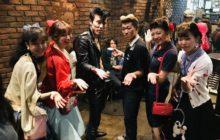 下北沢Club Queでピンナップヘアブースを出店しました&ライブも楽しんじゃいました!!
