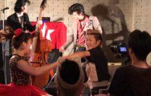 JOHNNY PANDORAのNew MV「ヨコハマクルージン」の撮影に参加しました!!