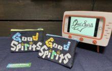 Good Spirits オリジナルポーチ(小)※色柄は選べません